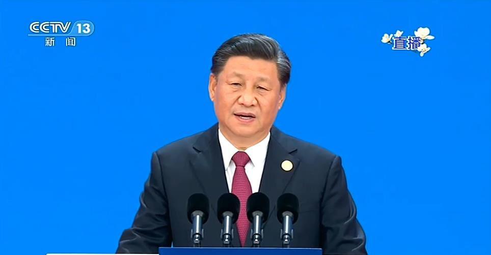 <b>【视频回放】习近平出席第二届进博会开幕式并发表主旨演讲</b>