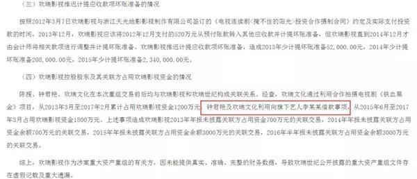 背锅?李易峰借1800万买房原形来了!羁系脱手:上市公司造假被重罚!