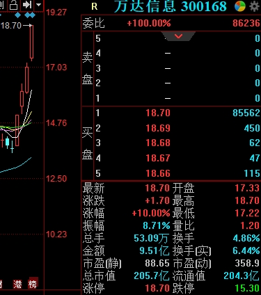 万达信息:中国人寿及其一致行感人成公司大股东_Sunbet 第2张