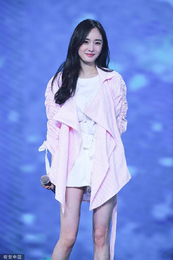 2019中国最漂亮的女明星排行 说她最美无人不服