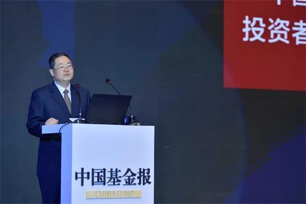 中基协党委副书记、副会长胡家夫:立足服务实体经济