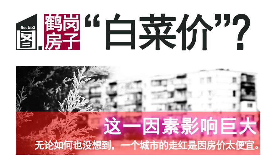 """[圖片專題553]圖說:鶴崗房子""""白菜價""""?這一因素影響巨大"""