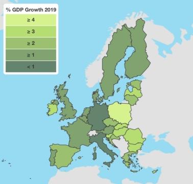 欧盟经济增长的不平衡性日渐成为焦点话题。