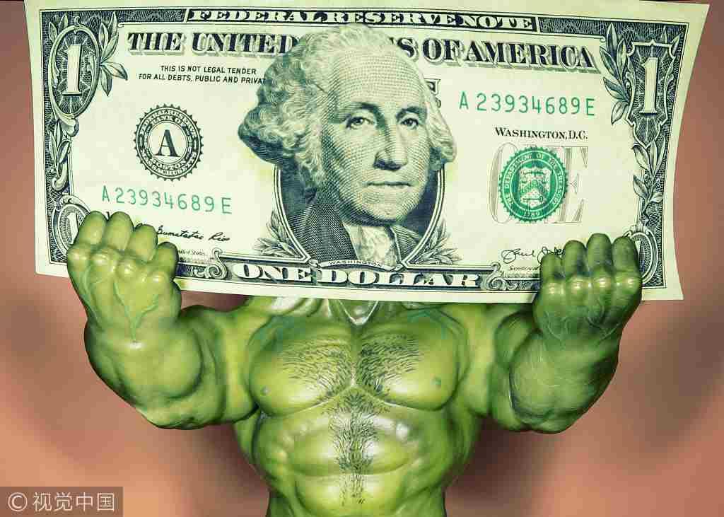 鲍威尔言论引爆美元暴拉逾50点