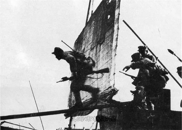 """70年前的今天 上海全境解放!让我们重走一遍""""解放之路"""""""