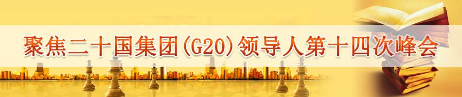 聚焦二十国集团(G20)领导人第十四次峰会