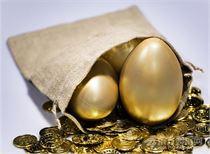 """一张图显示 过去五十年黄金和美元谁才是""""王者""""?"""