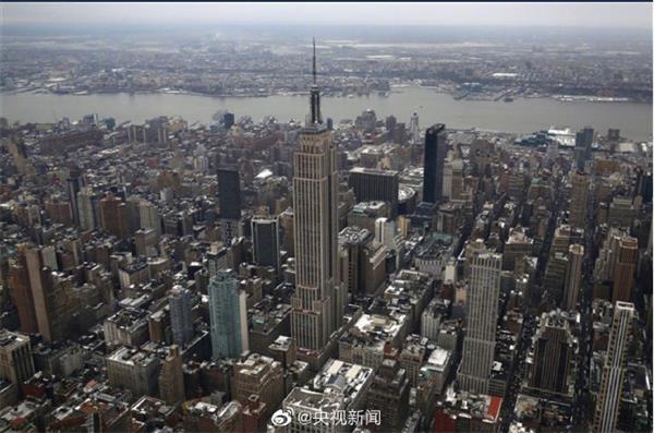 纽约曼哈顿出现大面积停电:4万用户被迫断电 时代广场漆黑一片(多图)