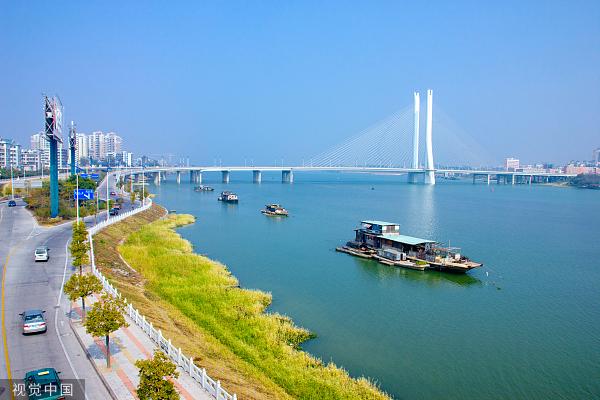 中國十大最美城市排行