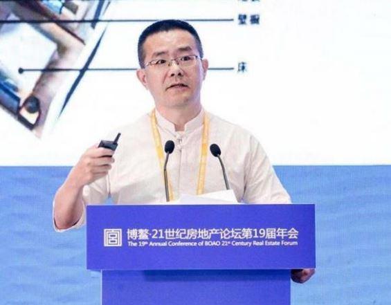 """全聯房地產商會張雪舟:樓市沒有下半場 新機遇在""""健康中國2030""""計劃"""