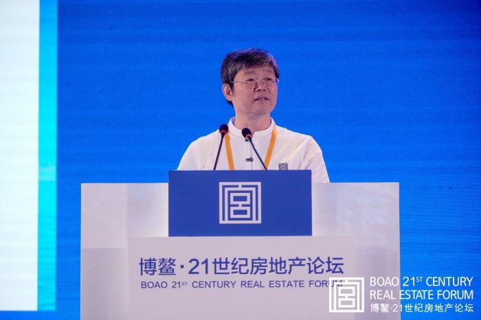 劉洪玉:房地產對經濟穩定的支撐是非常重要的
