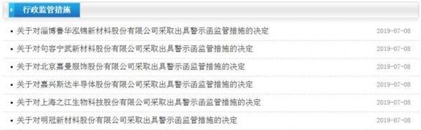 IPO现场搜检6家造假企业现身 清算堰塞湖行为或再开启