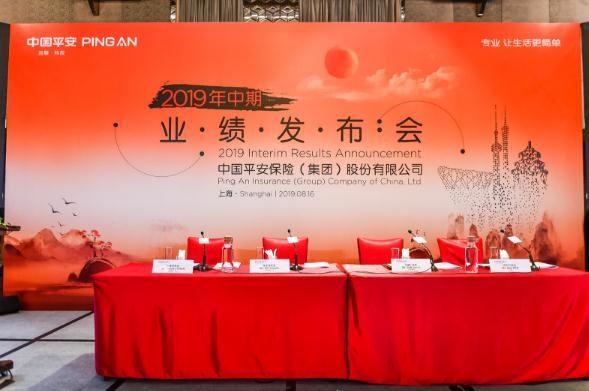 [视频播放]中国平安[鸿利资本]中期业绩发布会