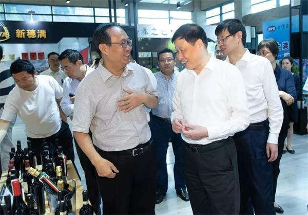 这里是上海改革开放再出发的重要主战场!应勇今天调研时提出这些期望