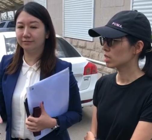 徐翔妻子应莹:我会争取孩子的抚养权 要求对家庭财产切割
