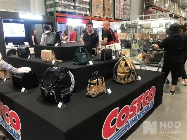 上海店生意火爆 Costco首席财务官透露了新的开店计划