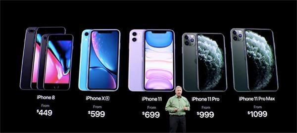 一文回顾2019苹果发布会:A13芯片史上最强 无缘5G、创新不足