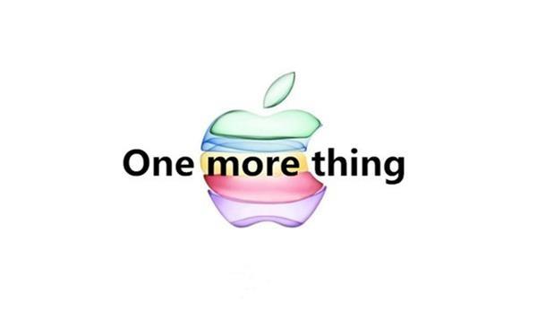 苹果发布会狂甩硬件