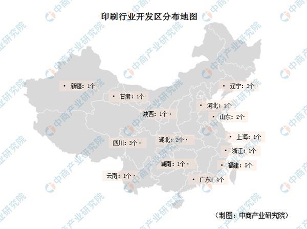 <b>印刷行业招商引资地图:印刷开发区盘点分析+2019年市场预测(附图表)</b>