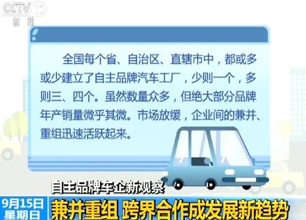 车企新视察:面临新压力 自立品牌车企该怎样调解? 赤峰信息网 第3张