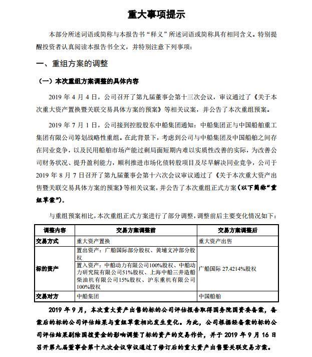 利财网:【600685股吧】精选:中船防务股票收盘价 600685股吧新闻2019年11月12日