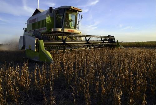 阿根廷是世界第一大豆粕和豆油出口国,每年出口豆粕约3000万吨。