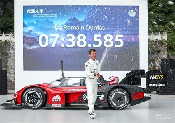 大众汽车品牌ID.R:创写天门山7分38.585秒纪录的幕后故事