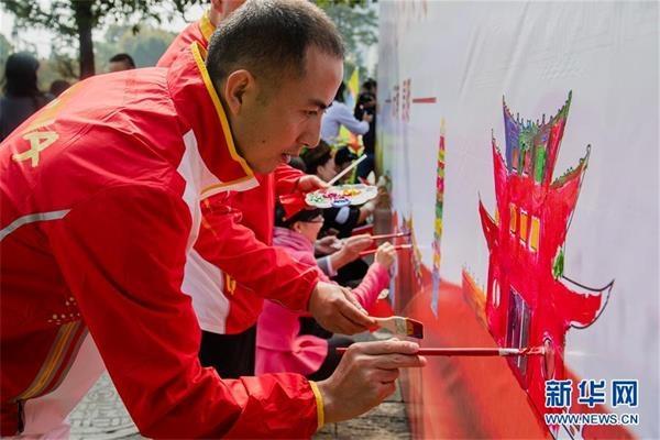 (社会)(2)多地举行祝福香港·点赞祖国活动
