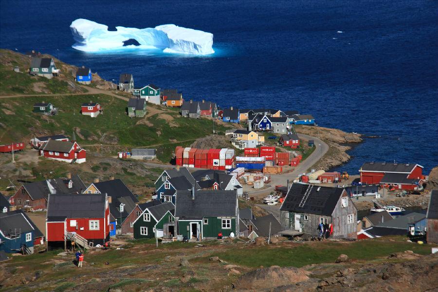 世界第一大岛屿 人口只有5.6万