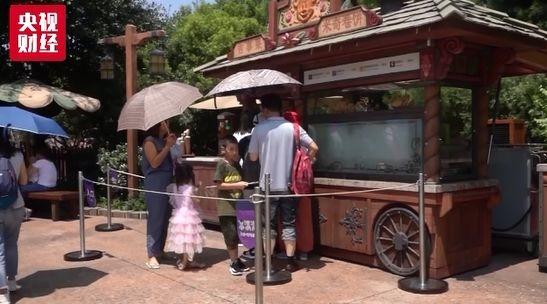 记者再次访问上海迪士尼:改变了!你可以自带食物,但是!包翻转检查仍然