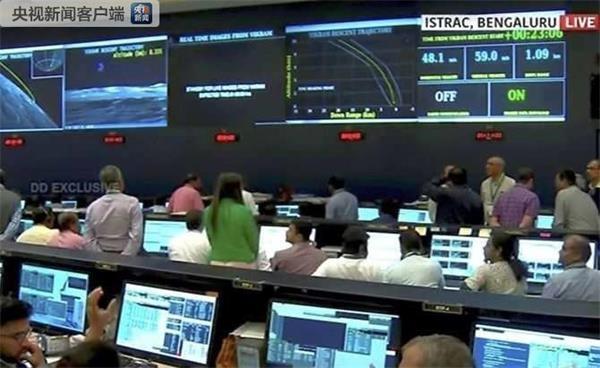 """印度失联的""""月船2号""""着陆器找到了尚未建立通信连接"""
