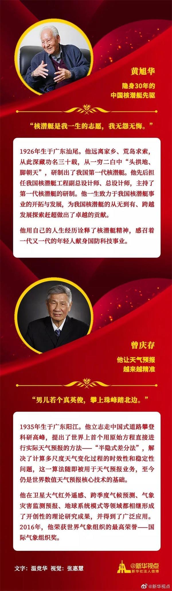 这才是顶流!中国科技大奖揭晓 两位粤籍科学家获最高奖 核潜艇、气象研究…296个项目涉及30多家上市公司