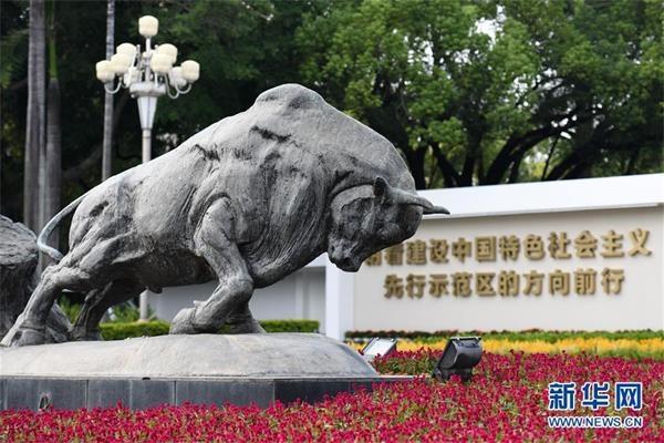 (新华全媒头条·图文互动)(9)创造新时代中国特色社会主义的更大稀奇——以习近平同志为中央的党中央关心经济特区发展纪实