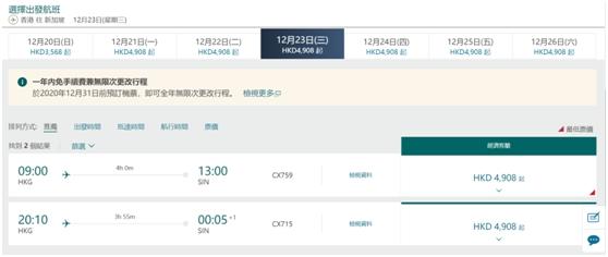 惨!旅客暴跌98% 国泰航空无奈裁员24%、停运旗下港龙航空