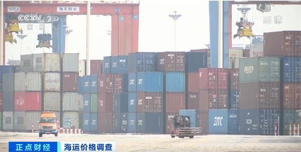 外贸复苏带动出口 运力不足推升海运价格