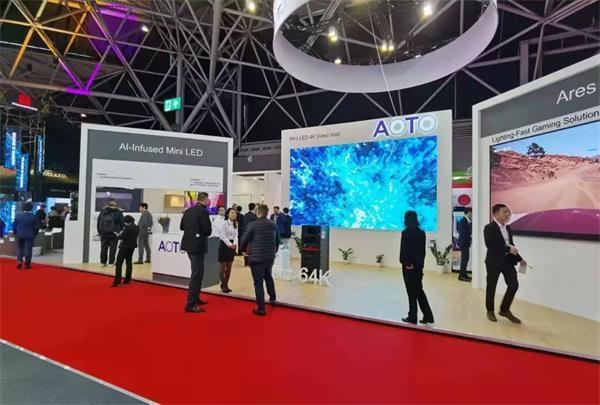 奥拓电子ISE2020开启全新视界 首推MICRO LED显示产品