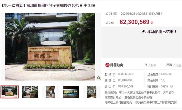 """成千上万的豪宅经常受到深圳楼市的""""密切关注""""。疫情下是什么支撑价格暴涨?"""