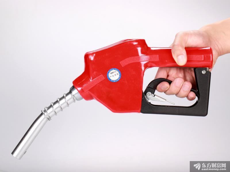 美国原油期货首次收于负值