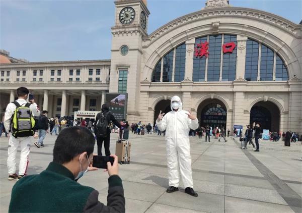 武汉正式解封 这些企业已做好准备 全面助力复工复市!