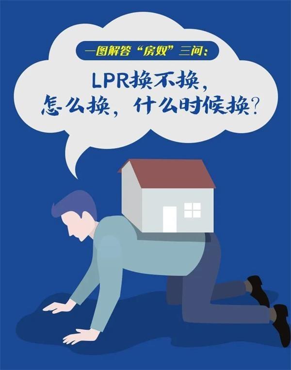 """一图看懂""""房奴""""三问:LPR换不换?怎么换?什么时候换?"""