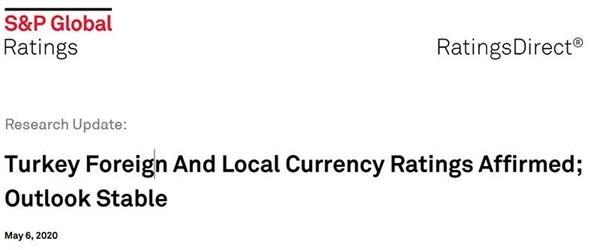土耳其汇率跌跌不休 今年以来里拉对美元跌幅累计达到17%