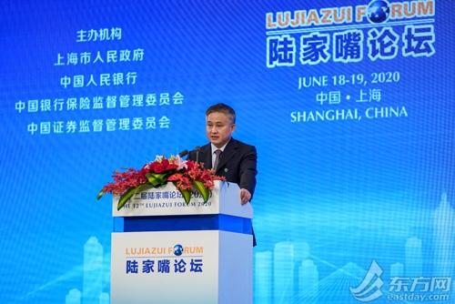 银监会主席郭树清:支持成本市场成长的六项法子
