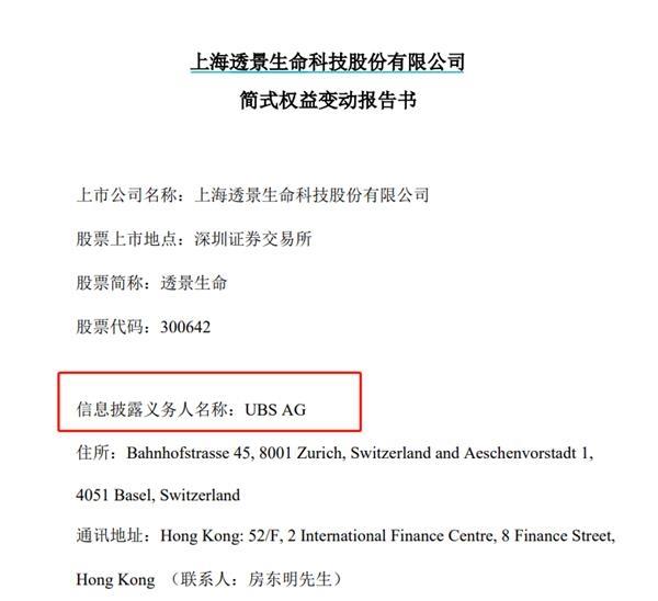 历史难得!世界上第一家私人银行已经发行了a股,并且仍然持有这些股票