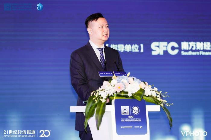 绿城李骏:产品和服务能力决定竞争成败