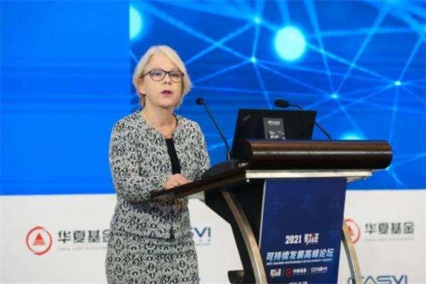 广州汽车之都袁峰受邀参加《财经》可持续发展峰会论坛