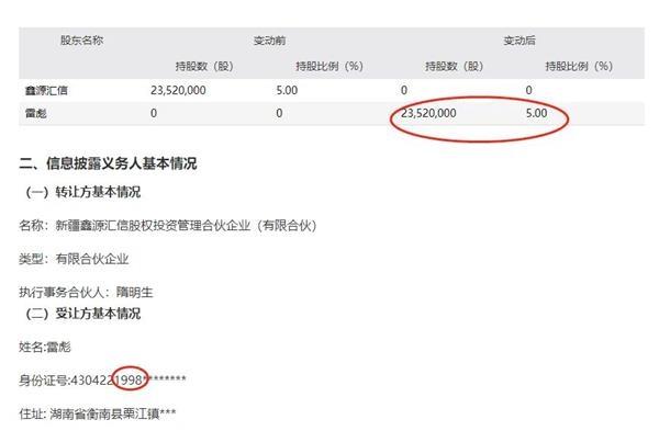 《【超越注册平台】年仅22岁!这个湖南人火了:精准举牌 两涨停狂赚3000万!结果反转了》