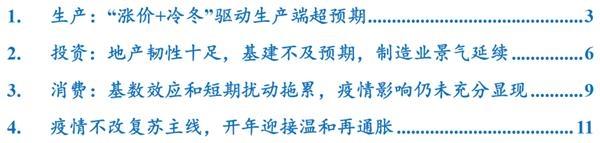 华长春:满足适度再通胀两条主线,坚持复苏